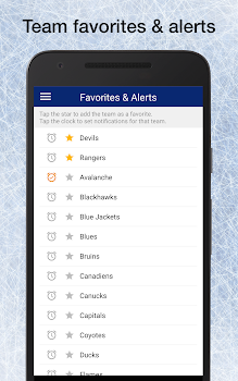 Hockey NHL Live Scores, Stats, & Schedules 2018/19