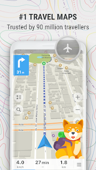 MAPS.ME – Offline Map and Travel Navigation