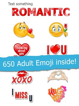 The Adult Emoji App