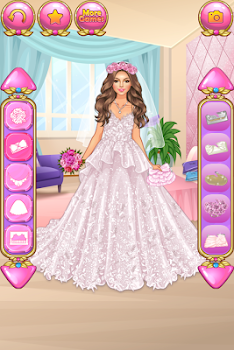 Model Wedding - Girls Games