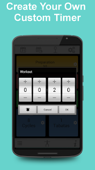 Tabata Timer for HIIT